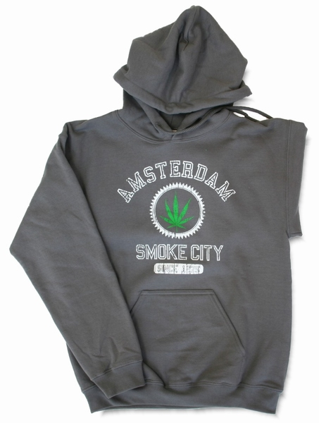 Hooded Sweater SmokeCity
