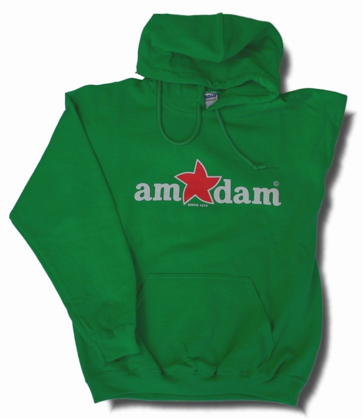 Hooded Sweater Amsterdar ster