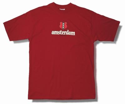 Regular T-Shirt Schilt Amsterdam