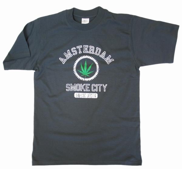 Regular T-Shirt Smoke City