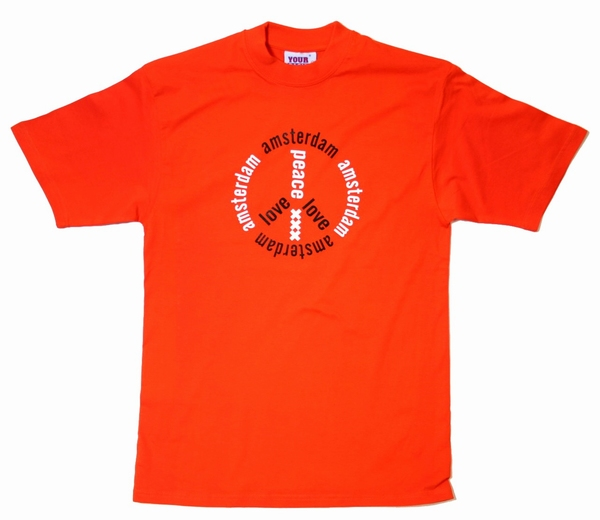 Regular T-Shirt Peace Part Two