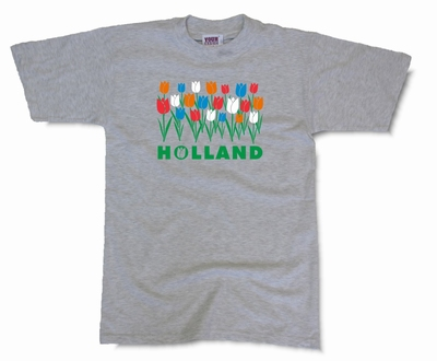 Regular T-Shirt Holland Tulpen