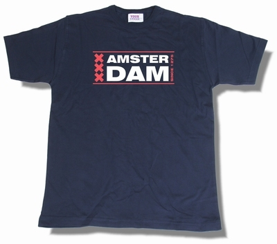 Fashion T-Shirt  XXX Amsterdam
