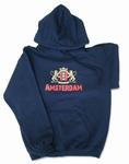 Hooded Sweater Wapen Amsterdam