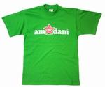 Regular Shirt Amsterdam ster