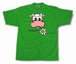 Regular T-Shirt Holland Koe