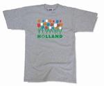 Regular T-Shirt Holland Tulpen