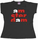 Dames Shirt Amsterdam Half